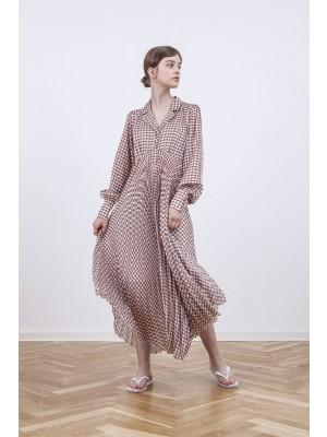 Birgitte Herskind kjole - Tina Dress, Pepita