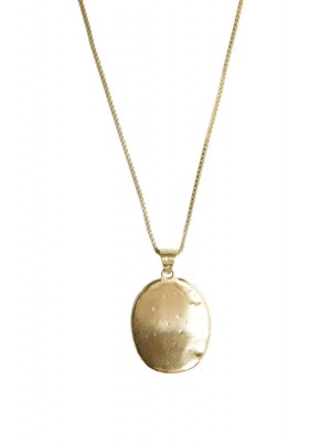 Magali halskæde - guld