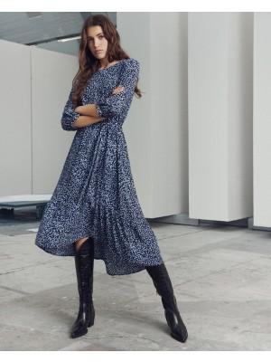 Narissa Morocco 3/4 Dress AOP