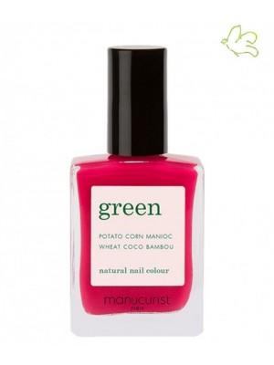 Green Manucurist Neglelak Peonie