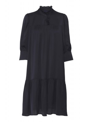 Liva dress - mørk navy