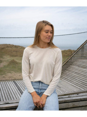 5480 | ELSK® SARAH LANGÆRMET T-SHIRT