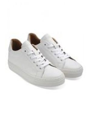 Stella - White leather