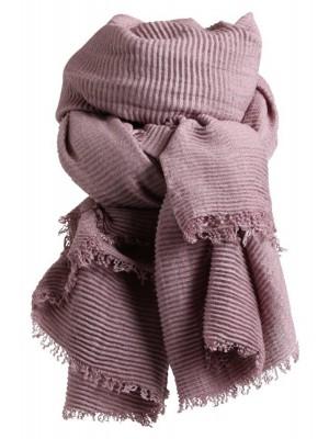Wale Tørklæde fra Stylesnob (Lavendel)