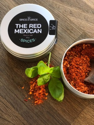 THE RED MEXICAN – MEXICANSK KRYDDERIBLANDING