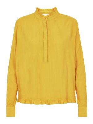 Six Ames Bella shirt Yellow