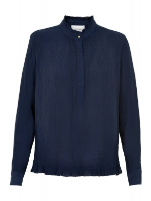Bella shirt - navy