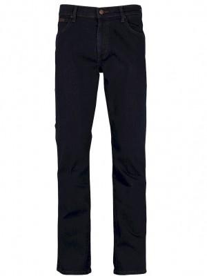STRAIGHT - Jeans Straight Leg - Blueblack
