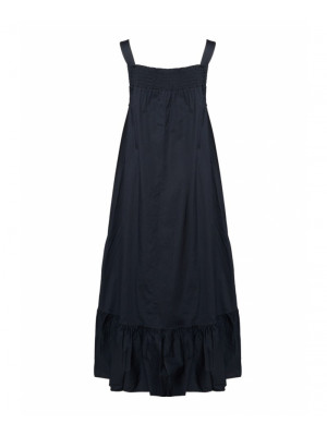 Bella Strap dress - Navy Blue