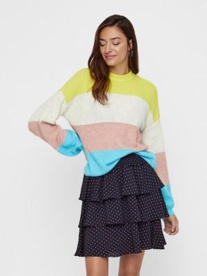 Yasclock knit pullover