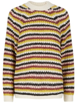 YASKELLY LS KNIT PULLOVER