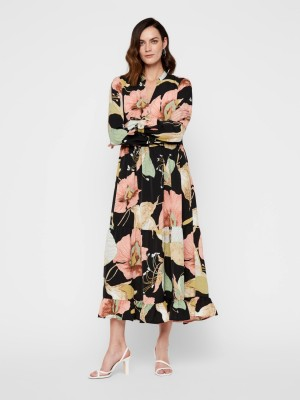 YASBLOOMI ANKLE DRESS FT