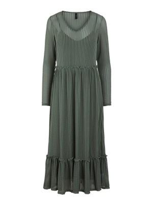 YAS Kjole - Rosy LS Midi Dress , Sea Spray