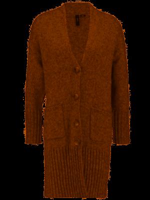 Yasharvey Uld Cardigan – Brun