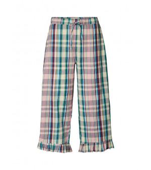 Estrid Pants - Check Print