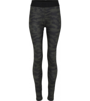 Hype The Detail - printed leggings