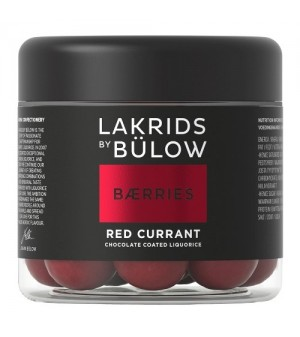 Lakrids by Bülow  Bærries Red Currant