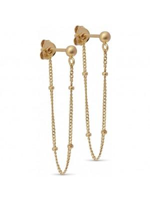 Earring, Bea - guld