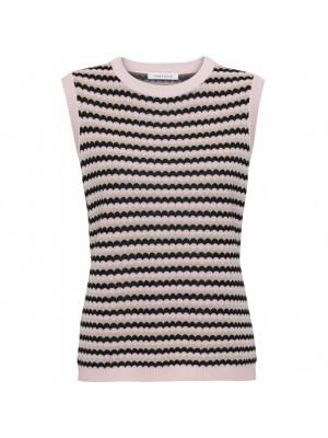 Nicko stripe vest