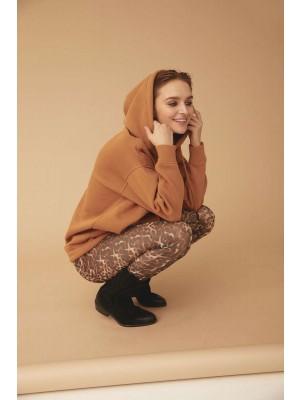 Oversize hoodie Love401