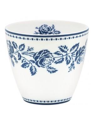 GreenGate Lattekop Fleur Blue