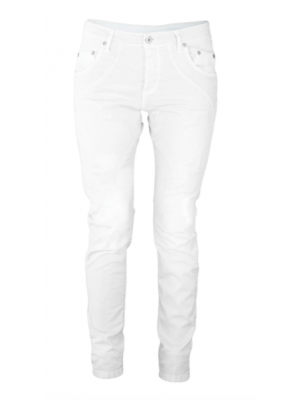 PLEASE JEANS NEW CLASSIC BIANCO