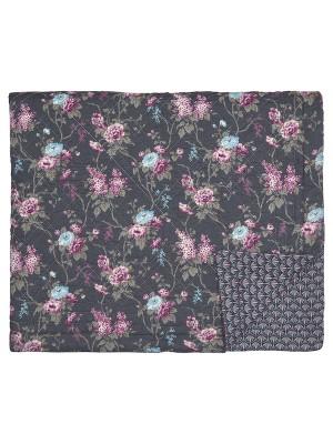 Bed cover Maude dark grey 140x220cm