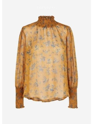 TAPE BLUSE GOLD