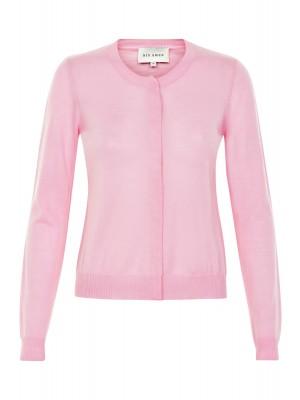SIX AMES ULLA CARDIGAN - Pink