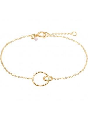 Bracelet, Double Circle