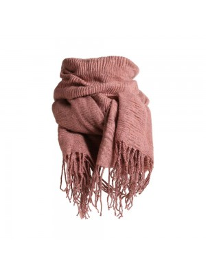 Sena scarf Dusty rose