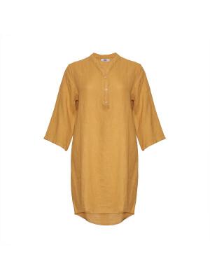 Tiffany Lang Hørskjorte 17690
