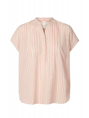 Lollys Laundry - Ash Rose - Heather top