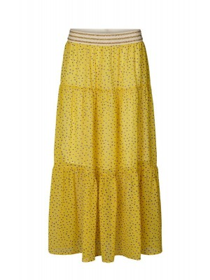 Lollys Laundry - Yellow - Bonny Skirt