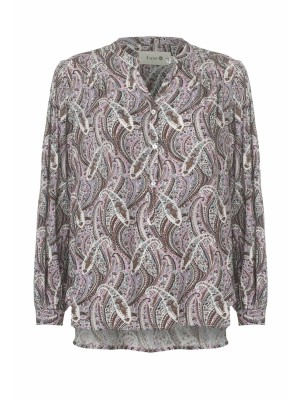 Nancy blouse - paisley