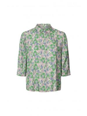 Lollys Laundry Bono Skjorte Flower Print