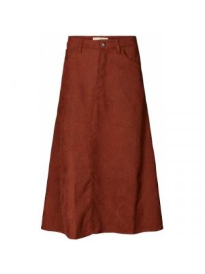 Melina Skirt - Rust