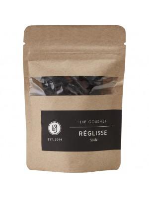 Lie Gourmet salt lakrids - 110 g.