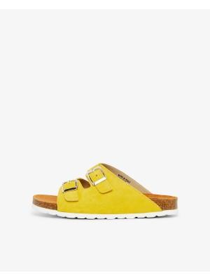 Twin strap sandal - gul