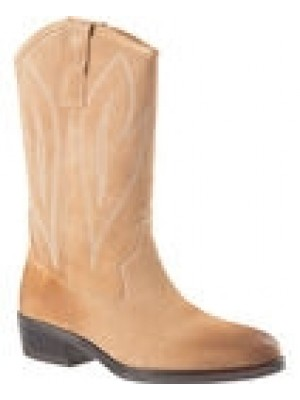 BIABEVERLY Suede Western Boot