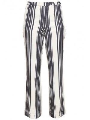 Echte Eiko Pants - Stribede bukser