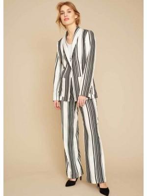 Echte Tally Blazer - Stribet jakke