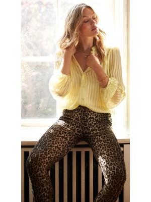 Lollys laundry - Dolly Leggings - Leopard Print