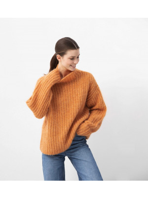 Verona Strik - pumpkin