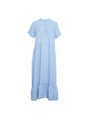 Epsi, 191613, Long Dress, Linen