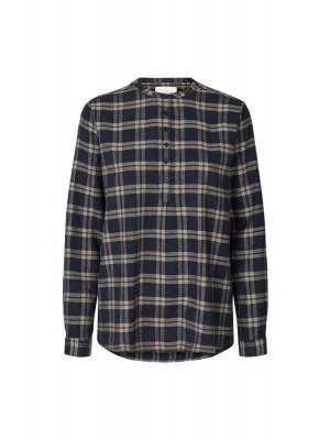 Lux Shirt - Check Print