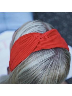 Pli hårbøjle - RED