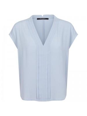 Bruuns Bazaar Top - Lilli Dagmar, Blue Violette