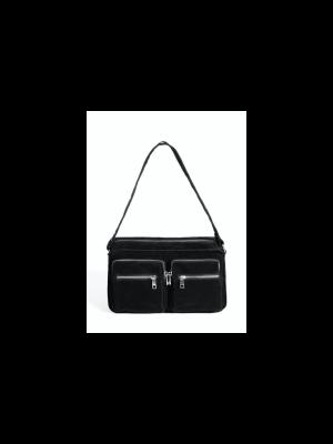 Caja black crossover bag, Noella
