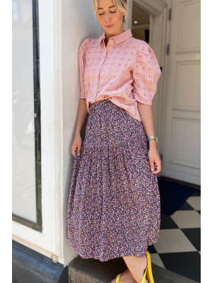 Cokko Skirt - Flower Print